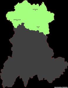 Allier en Auvergne