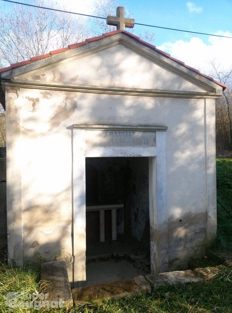 Chapelle Sainte Marguerite