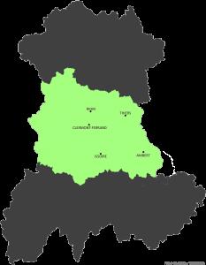 Puy-de-Dôme en Auvergne