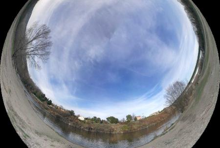 Sphère plage de Longues