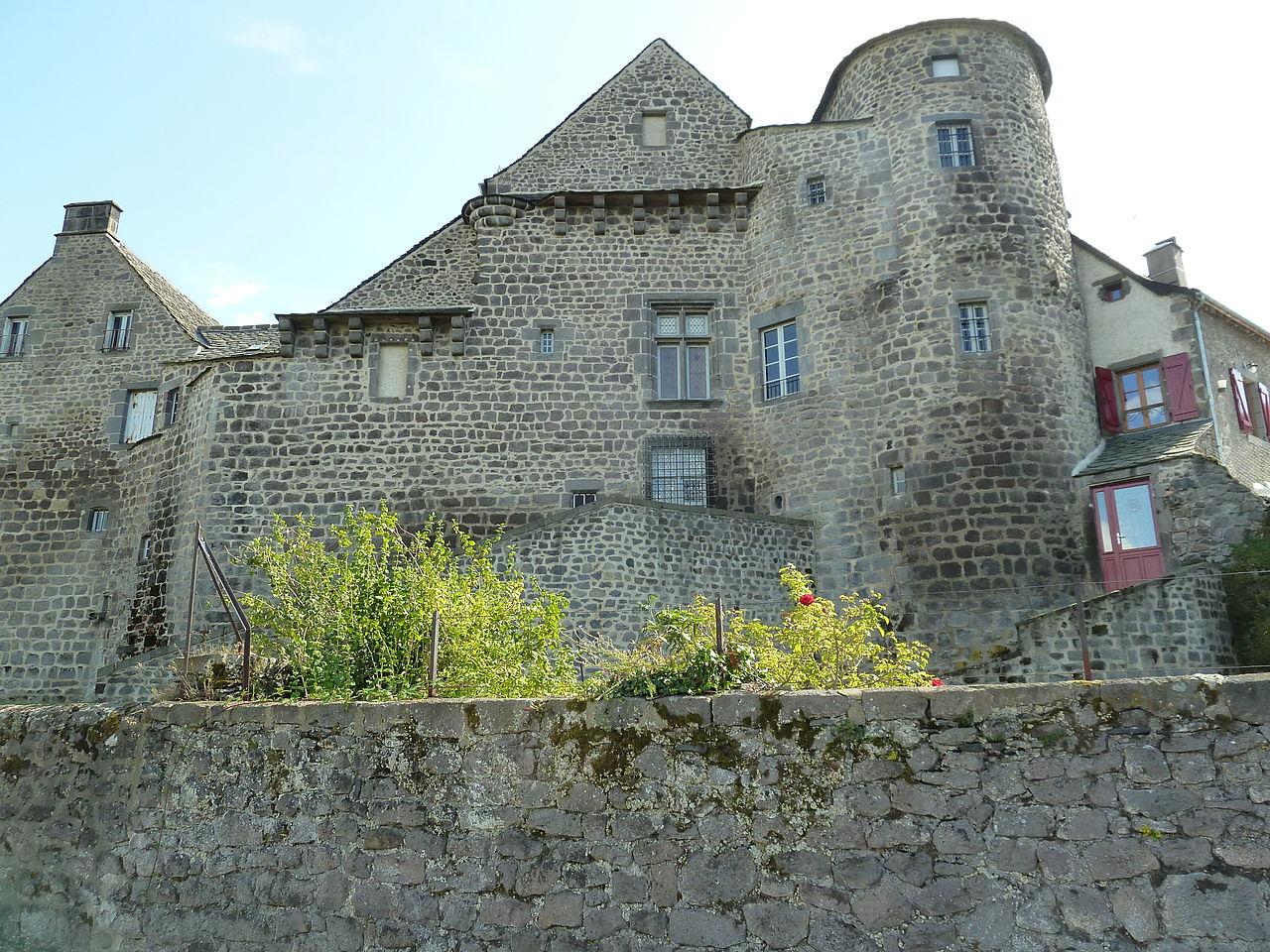 Besse - Le château du Bailli