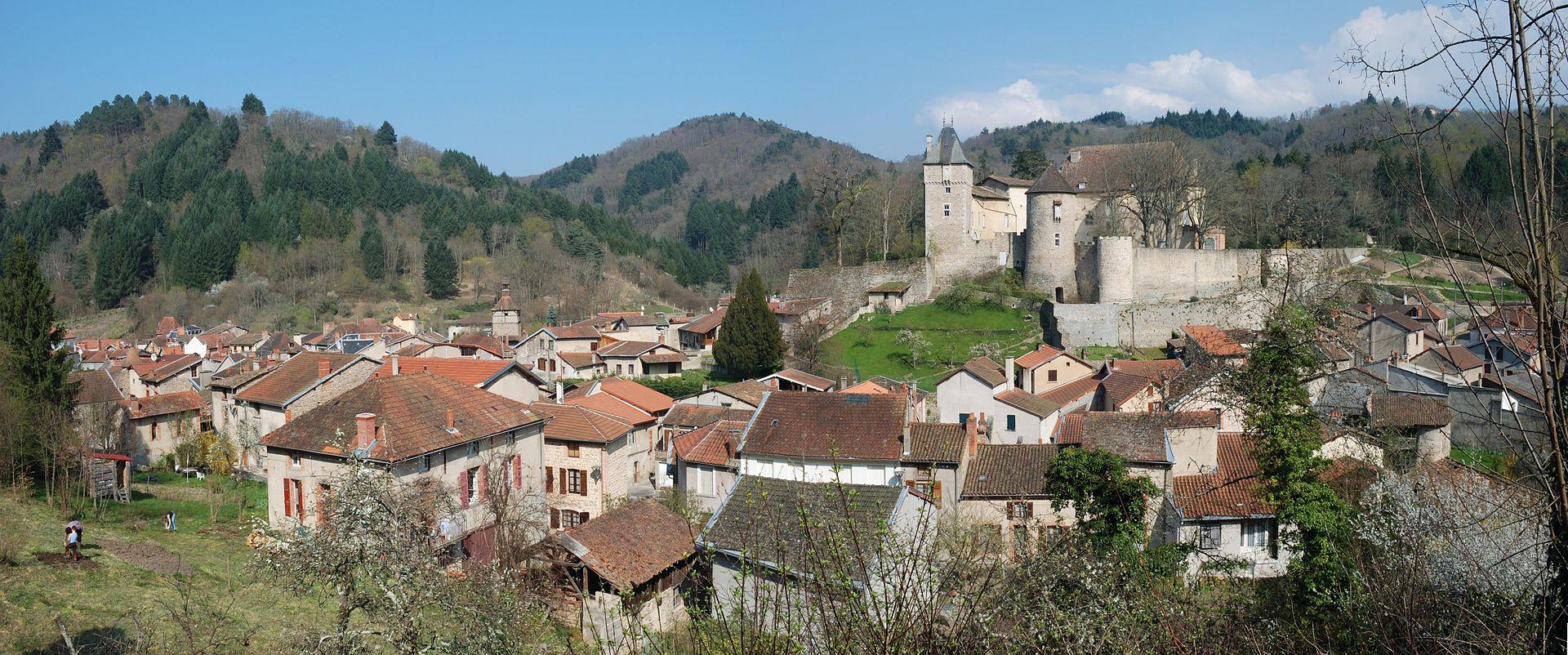 Châteldon