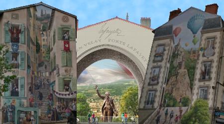 Les fresques du Puy