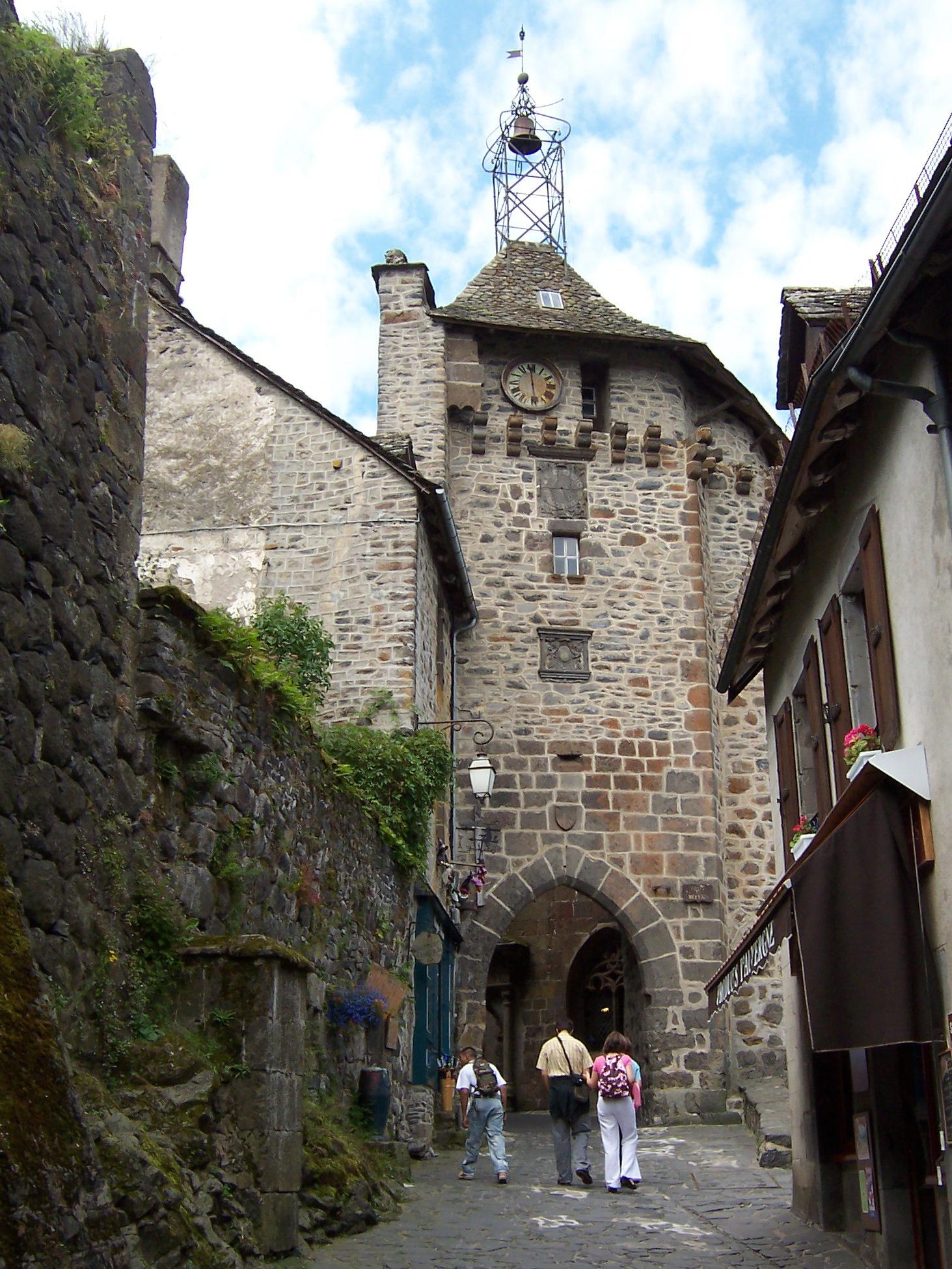 Salers - Le Beffroi