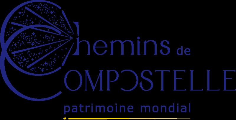 Logo UNESCO Saint Jacques de Compostelle