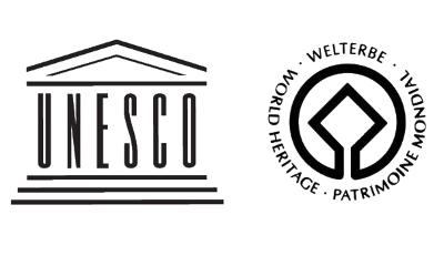 Logo patrimoine mondial UNESCO