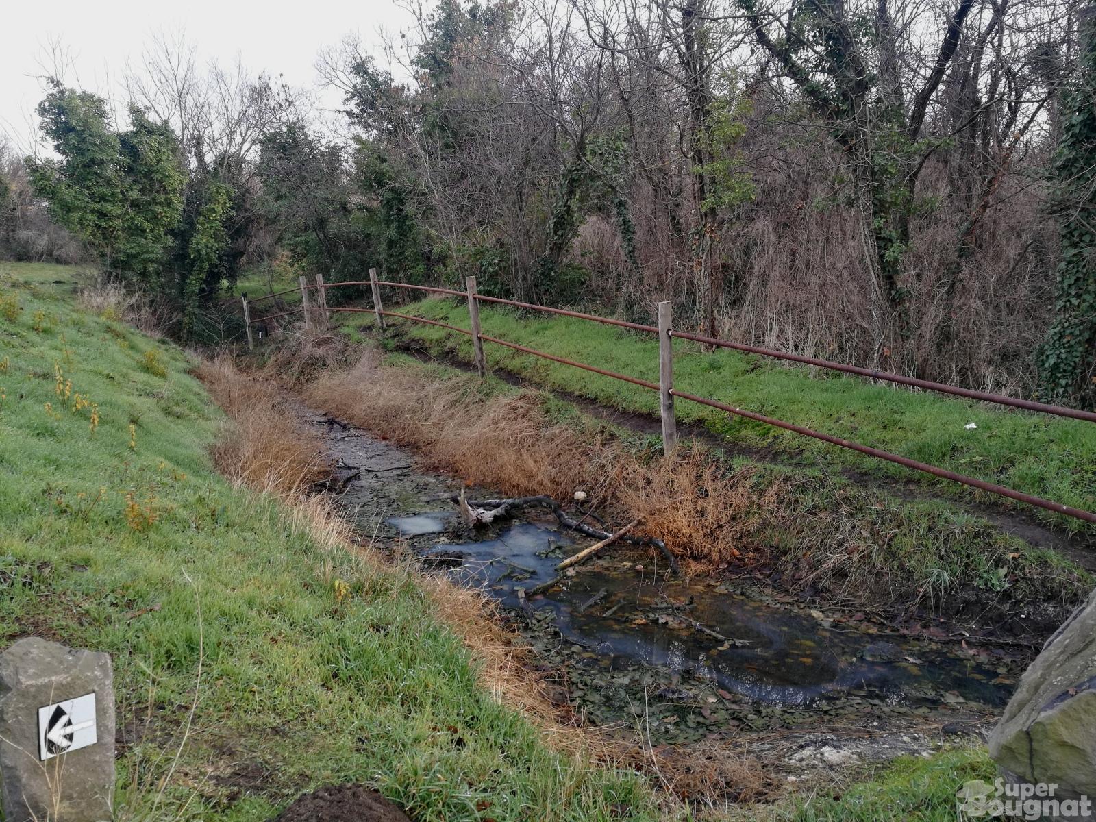 Ruisseau du Puy de la Poix
