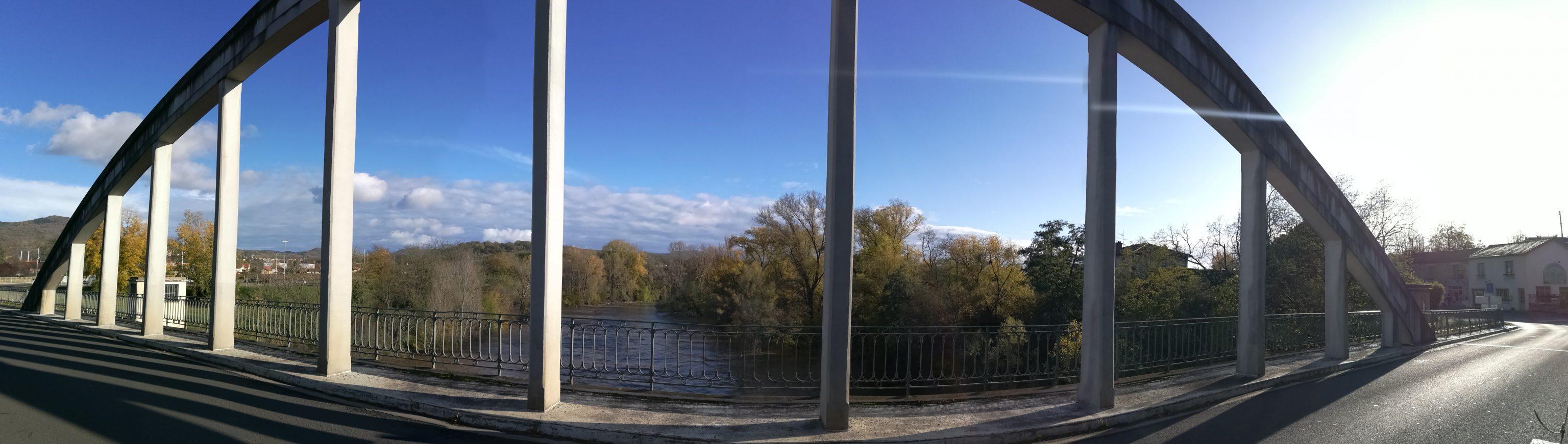 Le pont des Goules