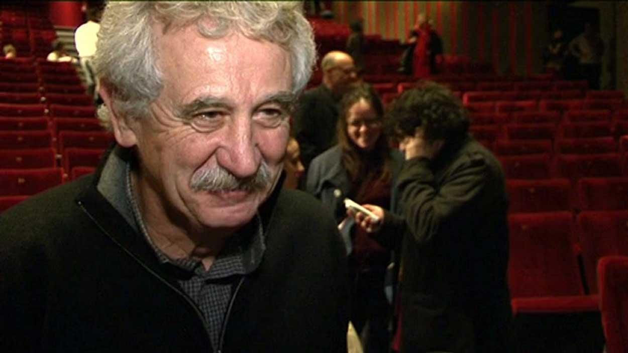 Jean-Claude Saurel, président du festival du court métrage de 1999 à 2020