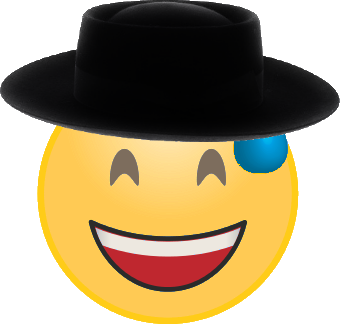 Smiley Sueur